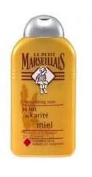 Sampon pentru par uscat cu lapte de shea-karite si miere - Le Petit Marseillais