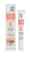 Crema contur ochi cu Vitamina E, Ulei de Camelina si Troxerutin - Librederm