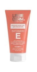 Crema gel pentru spalare delicata cu Vitamina E - Librederm