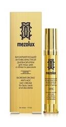 Crema zi bio-consolidanta anti-imbatranire SPF 15 cu  Mezolux - Librederm