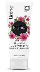 Crema ECO hidratanta maini si unghii cu extract organic de nalba – Lirene