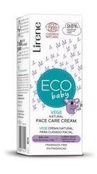 ECO Baby Crema de fata naturala pentru copii - Lirene