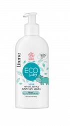ECO Baby Gel de curatare corp natural copii - Lirene