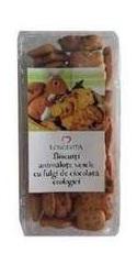 Biscuiti animalute vesele cu fulgi de ciocolata fara zahar - Longevita