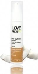 Gel lubrifiant intim cu aroma de cocos - Love Me Bio