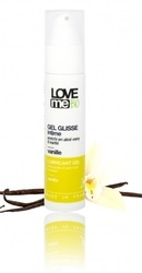 Gel lubrifiant intim cu aroma de vanilie - Love me Bio
