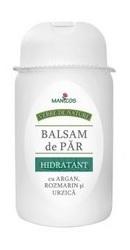 Balsam de par hidratant cu argan - Manicos