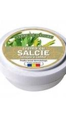 Crema cu salcie - Manicos