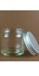 Borcan de sticla Clara cu capac 120 ml - Mayam