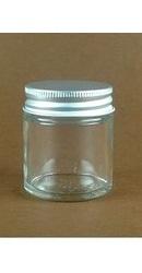 Borcan de sticla Clara cu capac 30 ml - Mayam