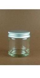 Borcan de sticla Clara cu capac 60 ml - Mayam