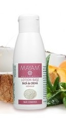 Crema neutra, baza pentru crema de ten - Mayam