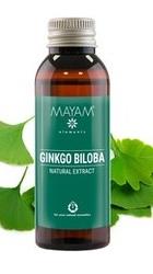 Extract de Ginkgo biloba - Mayam
