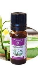 Parfumant natural Aloe Bambus - Mayam