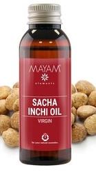 Ulei de Sacha Inci virgin - Mayam