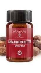 Unt de Shea Nilotica nerafinat – Mayam