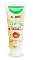 Crema cu extract de castane – Mebra