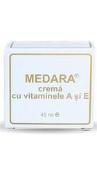 Medara Crema cu vitaminele A si E – Mebra