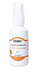 Spray Propolis si galbenele – Mebra