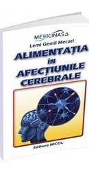 Alimentatia in afectiunile cerebrale – Editura Medicinas
