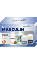 Kit Masculin - Medicinas