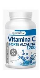Vitamina C alcalina Forte 1200 mg - Medicinas