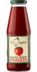 Sos Bio de rosii Passata - Mr. Organic