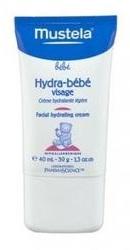 Hydra Bebe -  Crema hidratanta de fata pentru piele normala -  Mustela