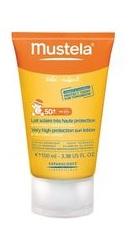 Lotiune cu protectie solara foarte ridicata SPF 50 Plus - Mustela