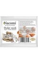 Shaker Masca regenerare cu alge si argan - Nacomi