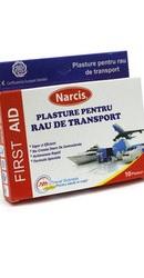 Plasturi pentru Rau de transport - Narcis