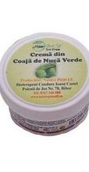 Crema din Coaja de Nuc Verde - Natura Plant