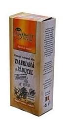 Extract din Valeriana si Paducel fara alcool – Natura Plant