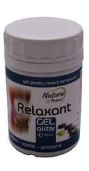 Gel Aktiv Relaxant – Natura Plant