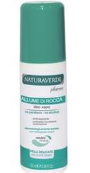 Deodorant Spray cu Piatra de Alaun Neutru - Naturaverde