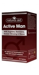 Active Man - Natures Aid