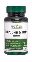 Hair Skin Nails Formula - Natures Aid