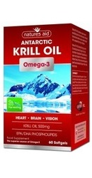 Krill Oil Superba - Natures Aid