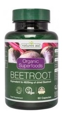 Organic Beetroot - Natures Aid