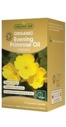 Organic Evening Primrose Oil - Natures Aid