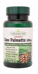 Saw Palmetto - Natures Aid