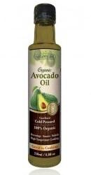 Ulei organic de avocado  - Natures Aid