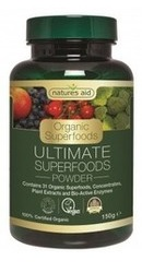 Ultimate Superfoods Powder - Natures Aid