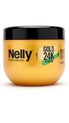 Masca nutritiva par uscat si deshidratat Gold 24K Keratin - Nelly Professional