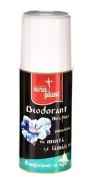 Deodorant cu menta si lamaie verde - Nera Plant