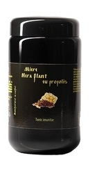 Miere cu tinctura de propolis - Nera Plant