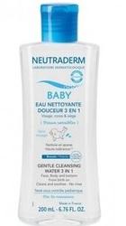 BABY 3 in 1 Apa curatare - Neutraderm