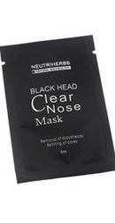 Masca pentru indepartarea punctelor negre 5 ml - Neutriherbs