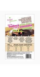 Budinca Konjac cu ciocolata si menta - NoCarb Noodle