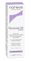 Noveane 3D Roll-on contur ochi si buze anti-age - Noreva